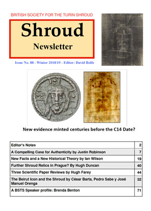 Films and Talks about the Shroud of Turin